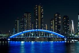 2560x1700 bridge eitai, tokyo, japan ...