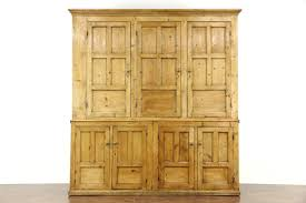 irish pine antique 1850 s country pine primitive cabinet 89 pantry cupboard antique kitchen cabinets salvage