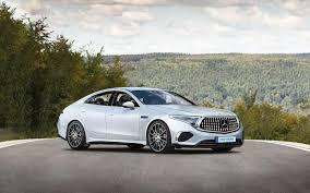 Mercedes Eq S Mercedes Plans Luxury Electric Car For 2020