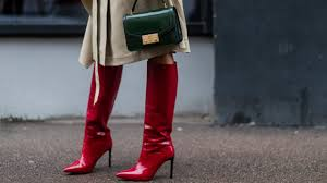 How to Wear Thigh-High <b>Boots</b> This Fall and Winter | Glamour