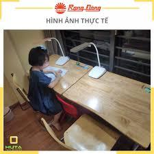 Đèn Học Để Bàn Chống Cận RẠNG ĐÔNG SUNLIKE RD-RL-36.LED cảm ứng điều chỉnh  độ sáng màu sáng – HUTA Shop