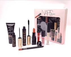 9pcs narsissist beauty essential persistence daily nars make up set health beauty makeup on carousell