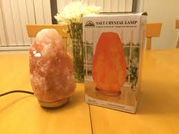Salt Lamp Bed Bath Beyond Extraordinary Himalayan Salt Lamp Experience Over a Week