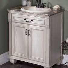 antique white bathroom vanity 30 inch. antique white with marble vanity top in 1591200410 at the home bathroom 30 inch
