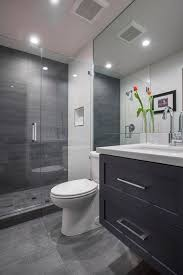 Grey Bathrooms