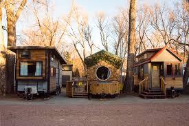 tiny house vacations. Three Tiny Houses At WeeCasa Resort Dawn House Vacations