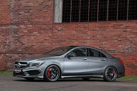 Facelifted Mercedes-AMG CLA 45 Gets Horsepower Injection, New Rims ...