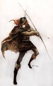 Ranger D D Ranger Therafim Rpg