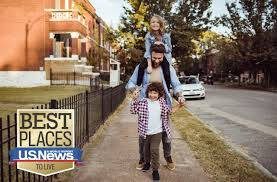 the 25 best places to live for families