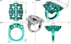 can create manual to 3d cad rhino jewellery designs freelancing jobs