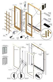 Decorating patio door replacement parts pictures : Window Blinds ~ Parts For Window Blinds Aluminum The Home Depot ...
