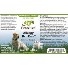 Allergy Itch Ease™ - Relief for Itchy Skin on Pets