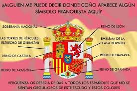Image result for bandera franquista