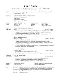 Different Resume Formats Simple Different Resume Formats Types Of Resume Experience Types Of Resume