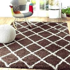 small throw rugs round rug target supreme diamond brown white area heated black and
