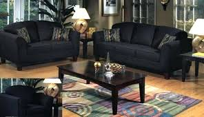 all black living room image of leather black living room set black couch living room decor