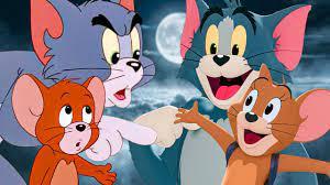 TOM & JERRY - Cartoon vs Live-Action Trailer Comparison (1992 & 2021) -  YouTube
