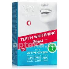 <b>Global</b> white <b>полоски отбеливающие</b> для зубов активный ...