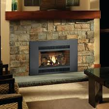 fireplace insert installation propane cost electric gas instructions