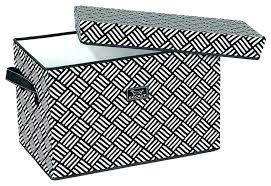 Decorative Plastic Storage Boxes With Lids
