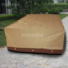 rectangular patio furniture covers. Premium Waterproof Furniture Cover For Rectangular Patio Set Table Chairs PS08P Covers