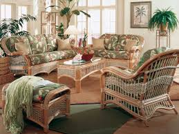 Rattan Living Room Chair Rattan And Wicker Living Room Furniture