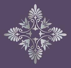 Small Picture Best 25 Damask stencil ideas on Pinterest Stencils online Free