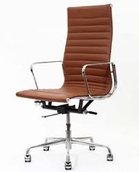 leather office chair modern. Classic High-Back Leather Office Chair: This Modern Is A Reproduction Of The Chair R