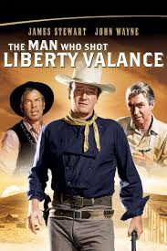 Image result for john wayne vera miles the man who shot liberty valance