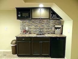 Outdoor Mini Fridge Cabinet Refrigerator Bar Custom  With   Diy81