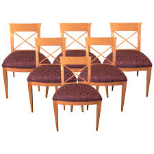 archetype furniture. viyet designer furniture seating baker archetype collection xback dining chairs b