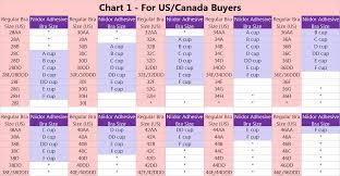 Size Chart Niidor