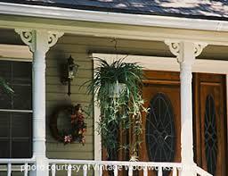 exterior brackets porches. white brackets on porch columns exterior porches c