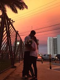 riddhisinghal6 elegant romance cute couple relationship goals.