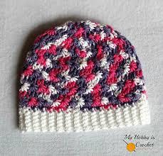 Crochet Newborn Hat Pattern Interesting Ravelry Newborn Galaxy Beanie Pattern By Kinga Erdem