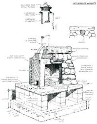 outdoor fireplace plans free diy