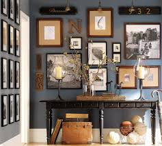 Pottery Barn Living Room Paint Colors Gallery Walls Pictures Prints And Collection Collages Saturday