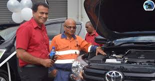 meanwhile asco motors will be conducting a roadshow on saay at the suva new vehicle s car park where people will have an opportunity to test drive