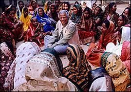 Image result for گرامین بانک