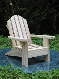 miniature adirondack chairs fresh miniature dollhouse fairy garden furniture unfinished