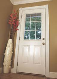 installing a new exterior door