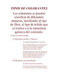 Los Colorantes Quimica L Duilawyerlosangeles Colorantes Quimica L
