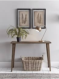 hallway console table. NEW Java Dark Oak Console Hallway Table
