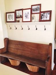 Coat Racks For Churches Amazing Barilla Fab Four Entryway Facelift The Rest Of The Rooms