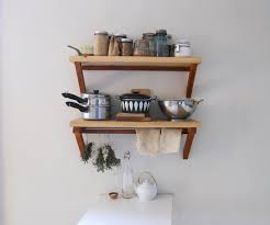 Kitchen Wall Shelf Kitchen Kitchen Wall Shelf Within Fresh Kitchen Wall Shelves