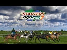 starters orders 7 horse racing by
