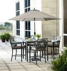 Pub Style Bistro Table Sets Outdoor High Top Bistro Table Set Hampshire Bistro Set Tall Patio