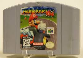 Video game:Nintendo 64 <b>Mario Kart 64</b> - Nintendo — Google Arts ...