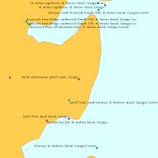 Jekyll Island Marina Jekyll Creek Georgia Tide Chart
