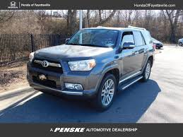 2013 Used Toyota 4Runner 4WD 4dr V6 Limited at Fayetteville ...